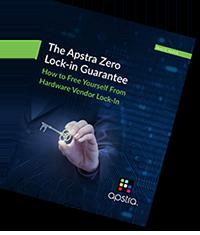 The Apstra Zero Lock-in Guarantee