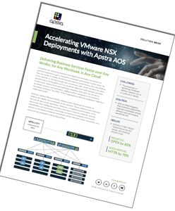 Solution Brief Accelerating VMware NSX Deployments with Apstra AOS thumbnail-1