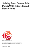 Solving Data Center Pain Points With Intent-Based Networking Thumbnail