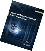 White Paper Apstra AOS Reference Design with VMware NSX-T