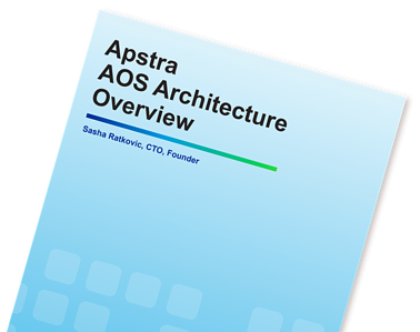 Apstra AOS Architecture Overview