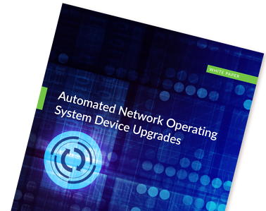 How to Automate Network Operating System Device Upgrades
